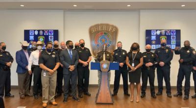 FBC Sheriff News Conference
