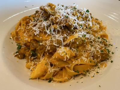 Pasta Alex from Alex's Kitchen in Missouri City