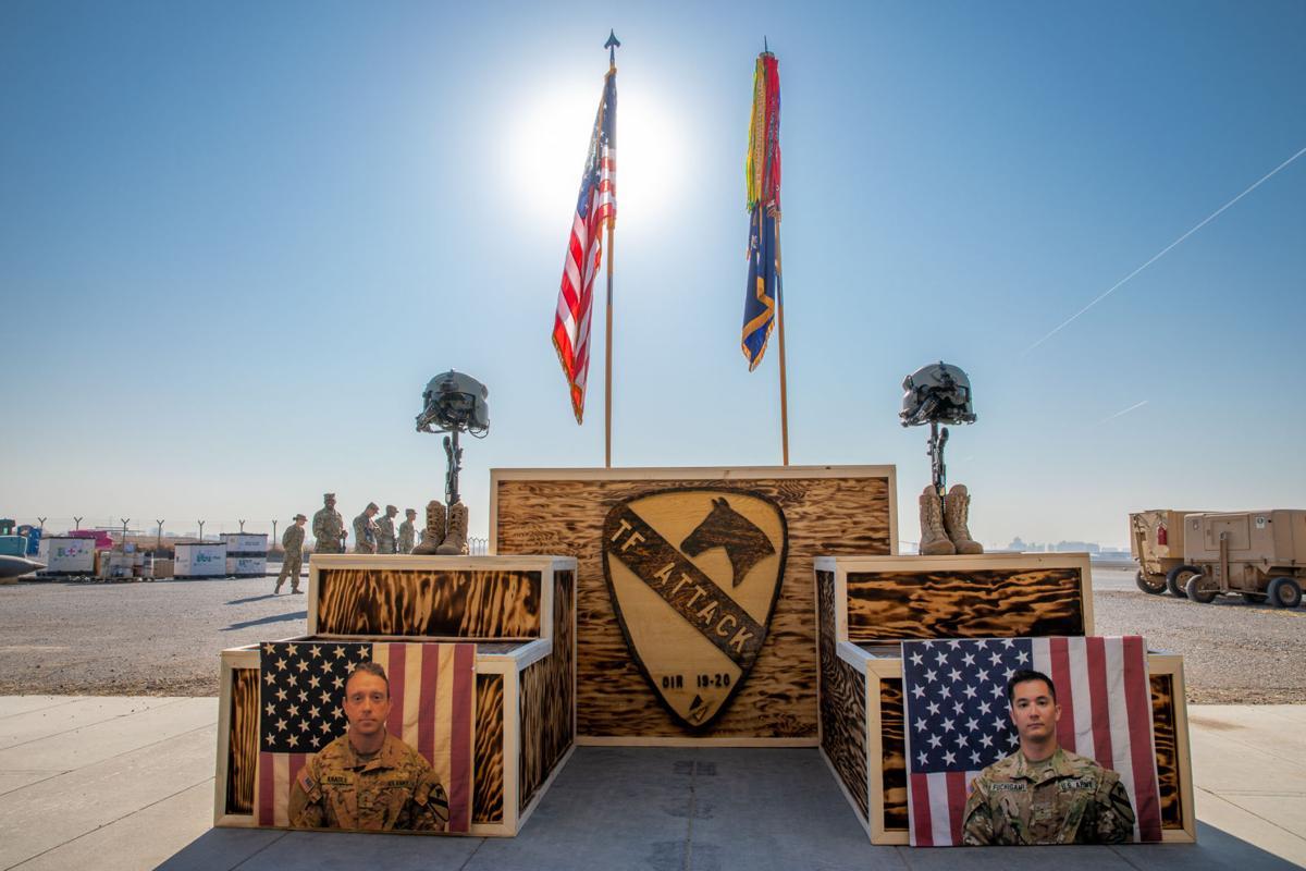1-227th ARB honors fallen aviators