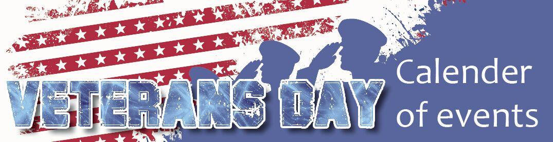Veterans Day Calendar of Events