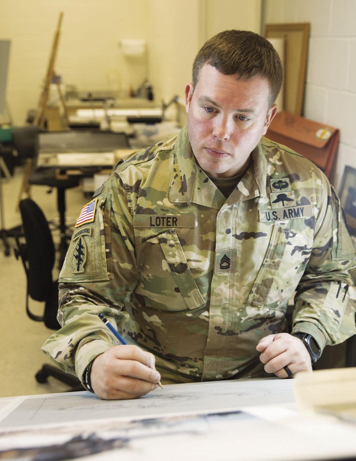 Sgt. 1st Class Curt Loter