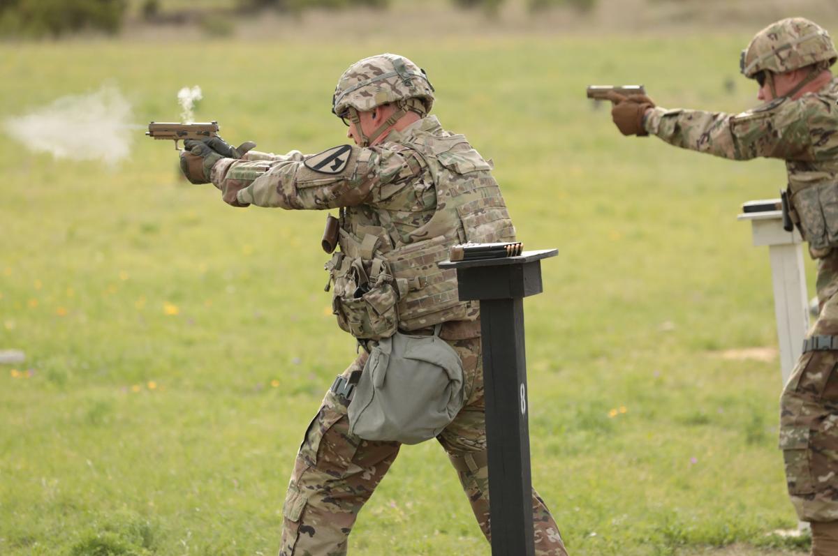 Troops prepare for rotation | News | forthoodsentinel com