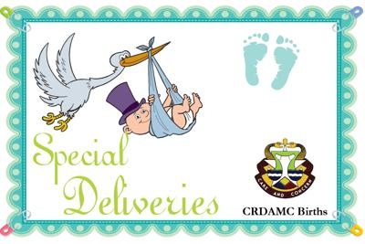 Special deliveries BANNER