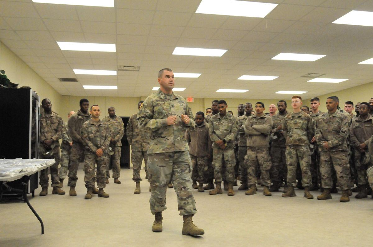 16th TIN Soldiers deploy to Kuwait | News | forthoodsentinel com