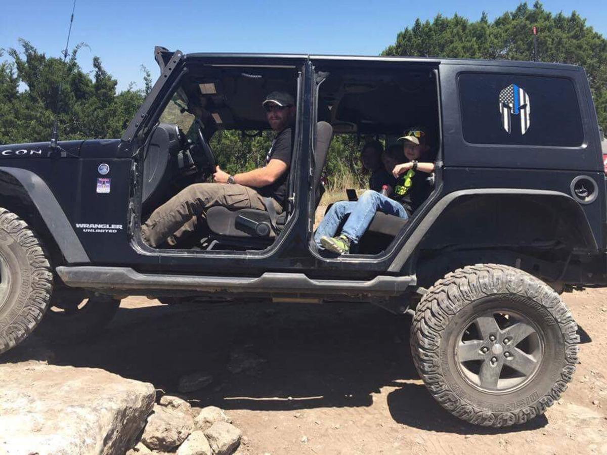 Wheelers Event Takes Veterans Off Road News