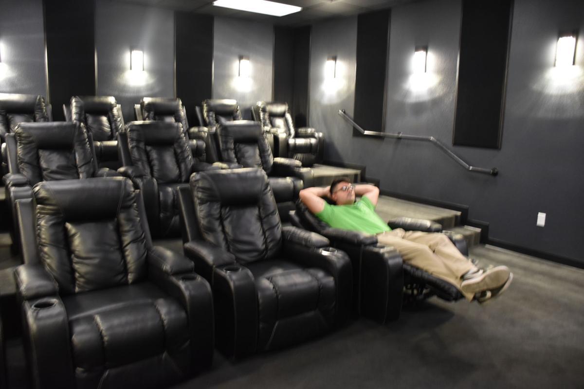 BOSS HQ Media Room