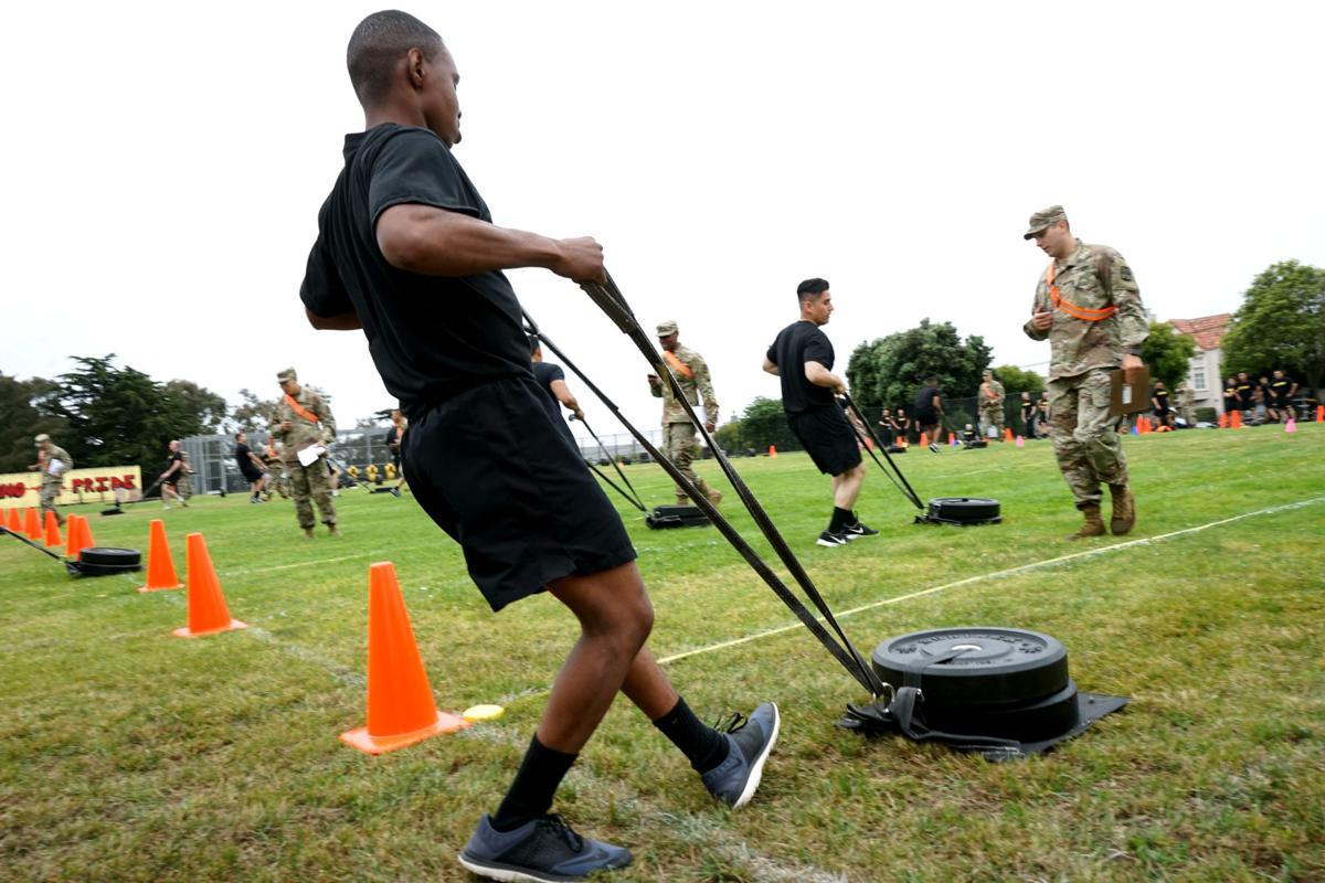 Sgt. Steven J. Clough / ACFT Injuries