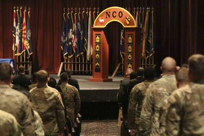 noncommissioned officer induction