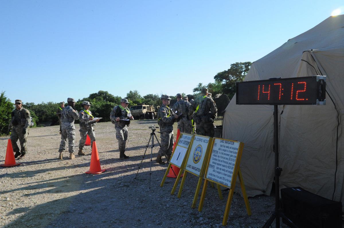Training future leaders stays paramount at III Corps NCOA