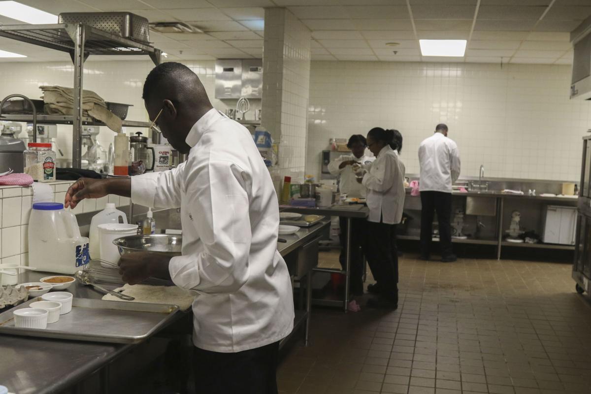 Fort Hood culinary Team