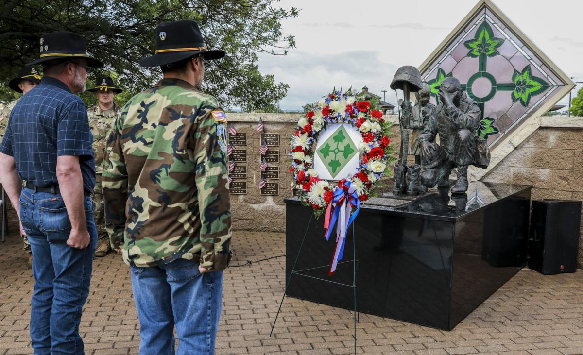 4th ID Memorial