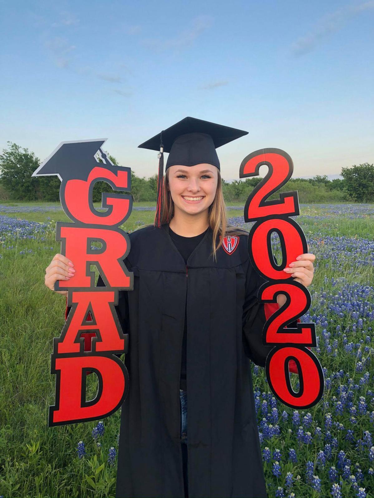 Lauryn Walker_Virtual Graduation