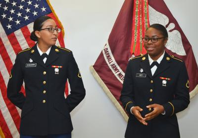 Medical specialist training prepares enlisted for careers