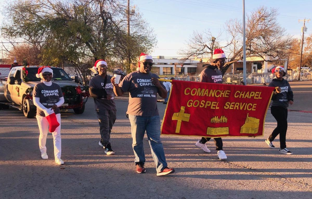 Killeen Christmas Parade