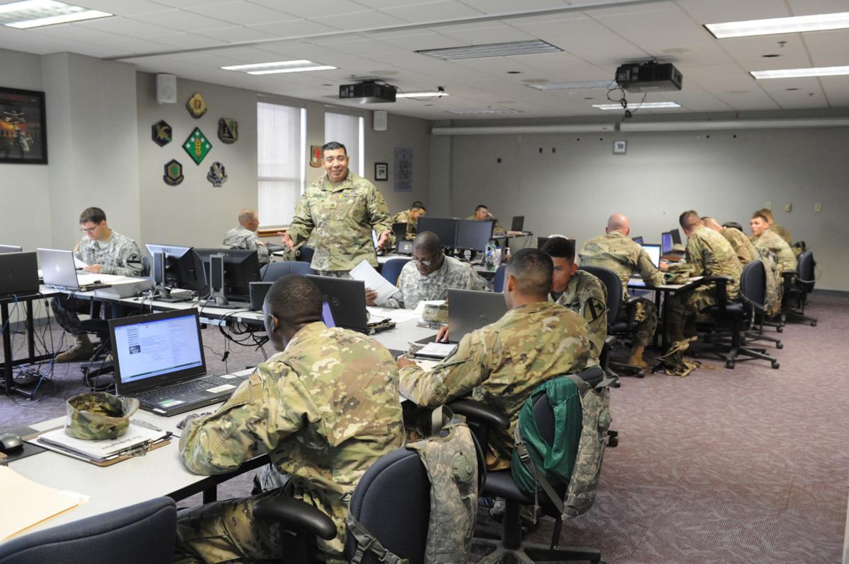 Training future leaders stays paramount at III Corps NCOA