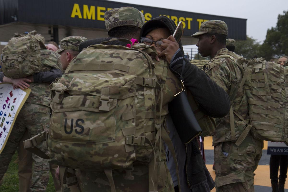 Air Cav Soldiers return home from deployment | News