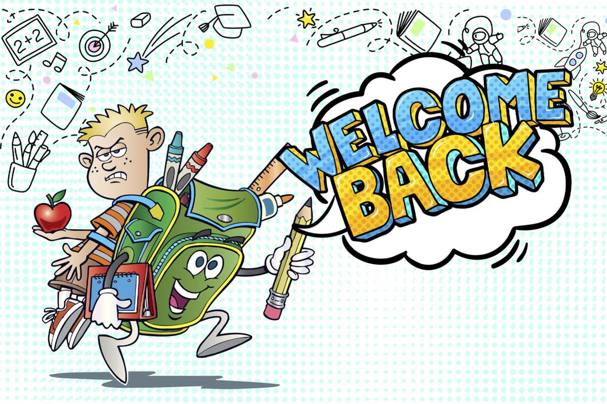 Welcome back to school 2019-20