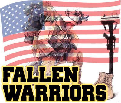 Fallen Warriors Banner