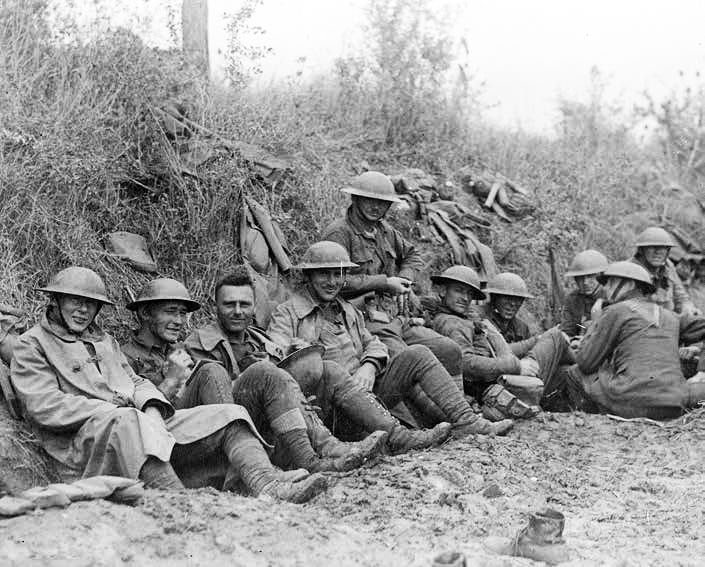 32nd Division Troops Resting near Mont-St. Martin, August 6, 1918 (III C....jpg