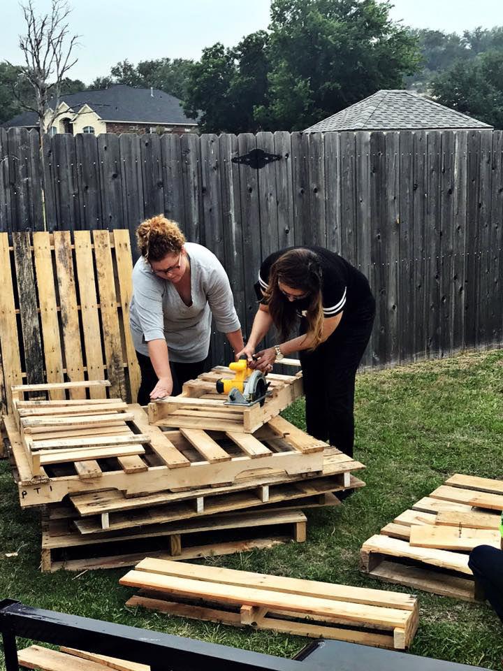 Army spouse hosts home improvement, DIY show | Living ...