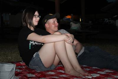 Movies at the Campground