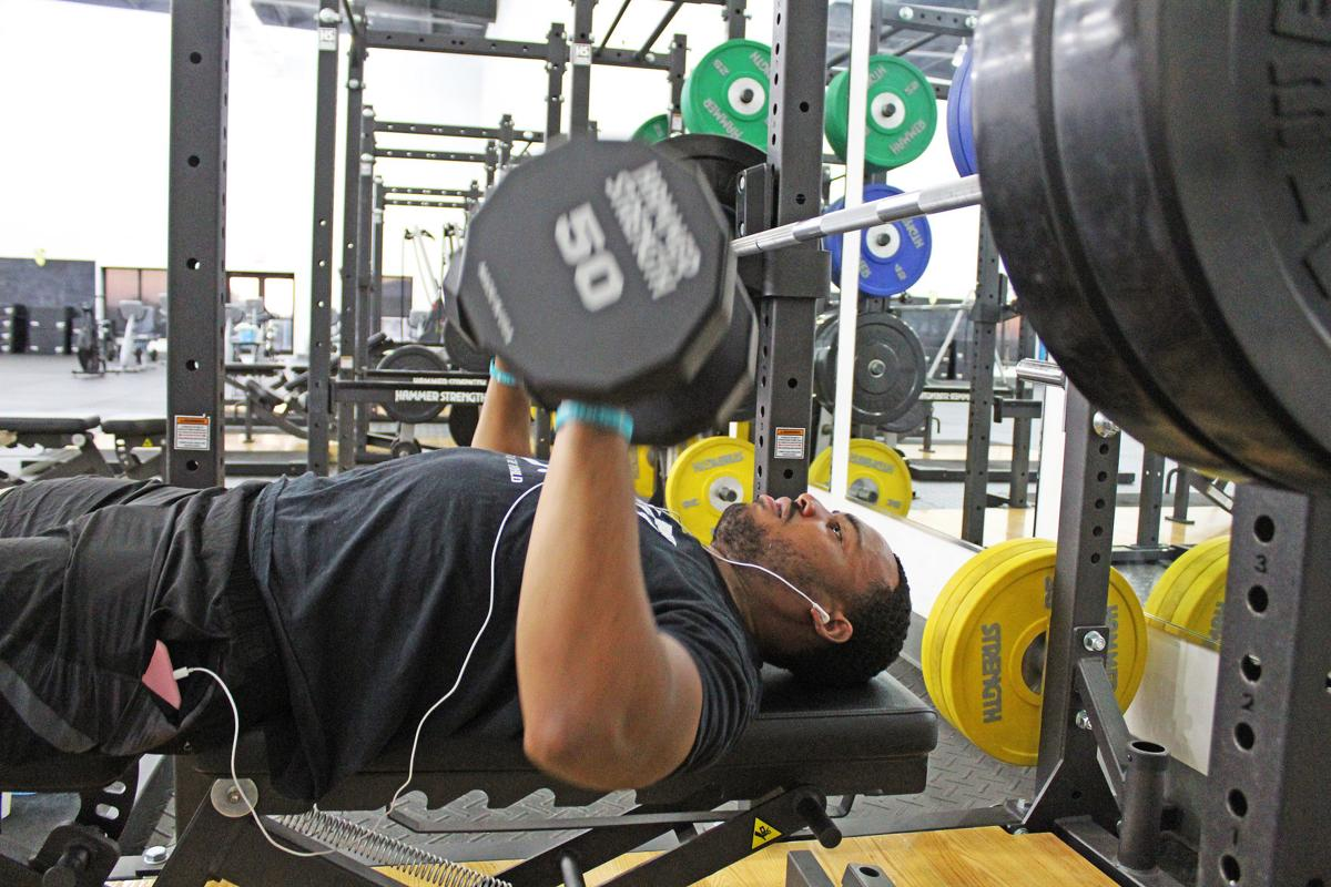 Gyms begin opening