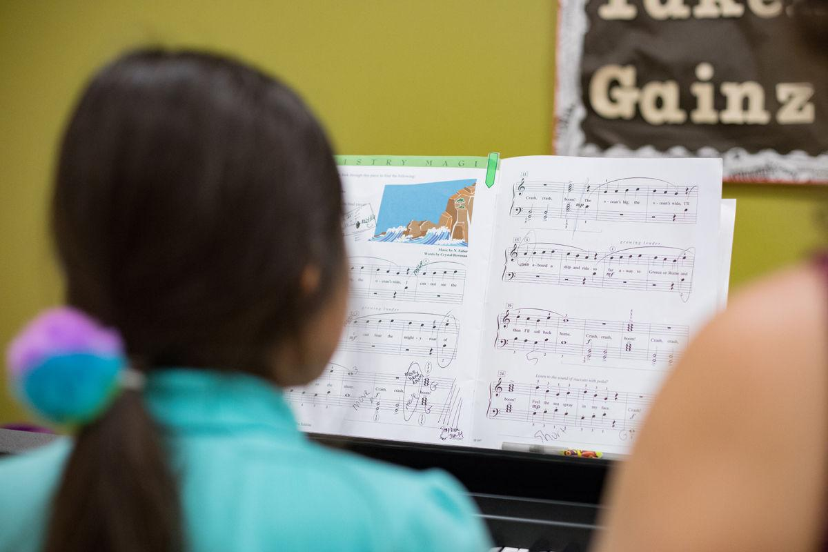 Learning piano helps kids gain keys to success | Leisure ...
