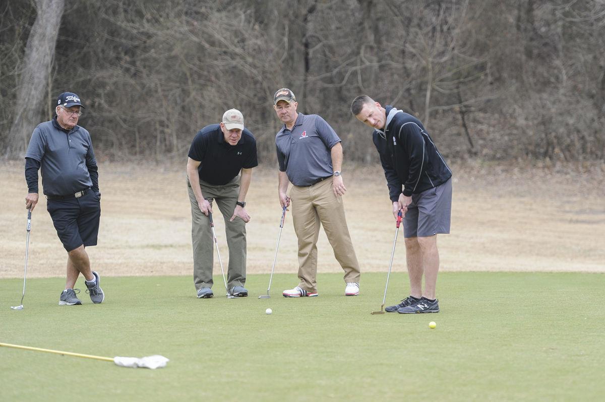 Phantom Warrior Golf Scramble