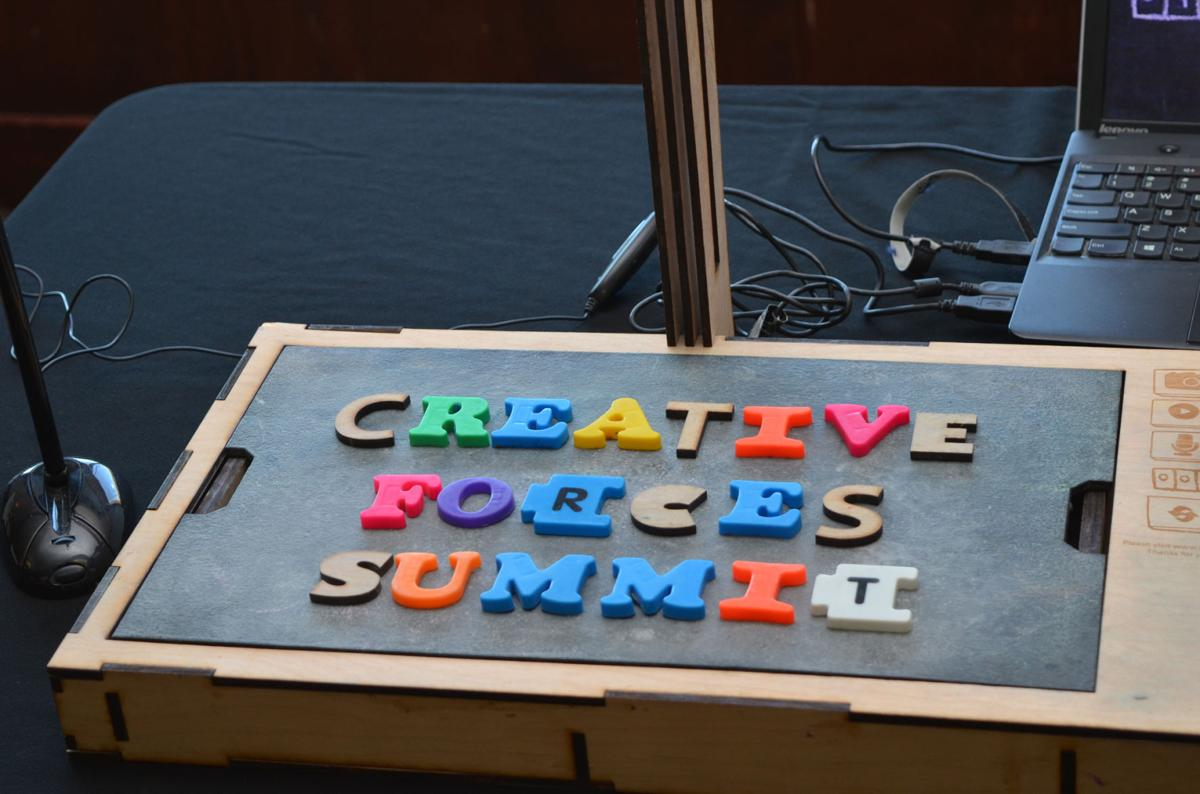 Arts, military collaborate at Texas Creative Forces Arts and ...
