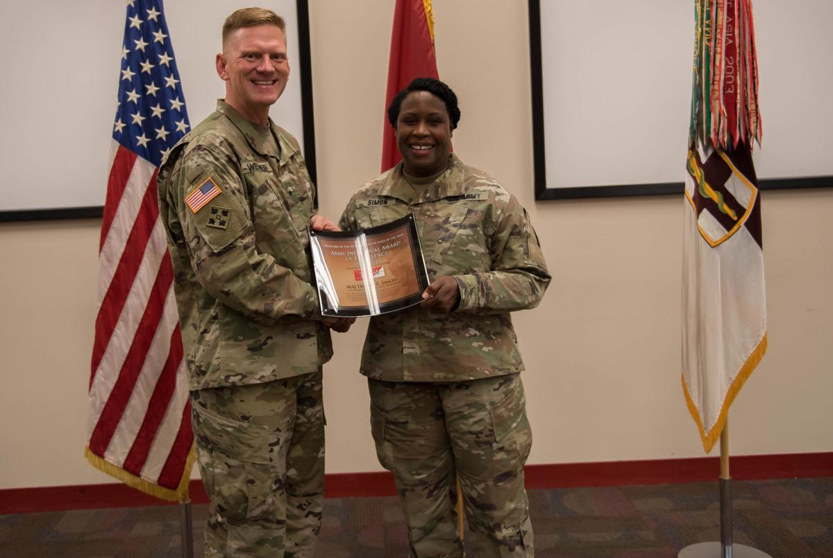 Army Individual Awards of Excellence