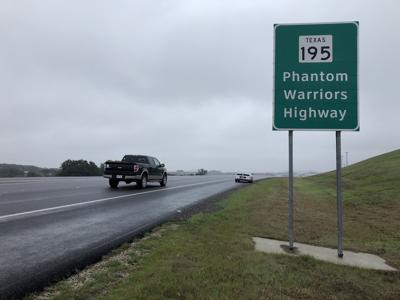 "State Highway 195 - ""Phantom Warriors Highway"""