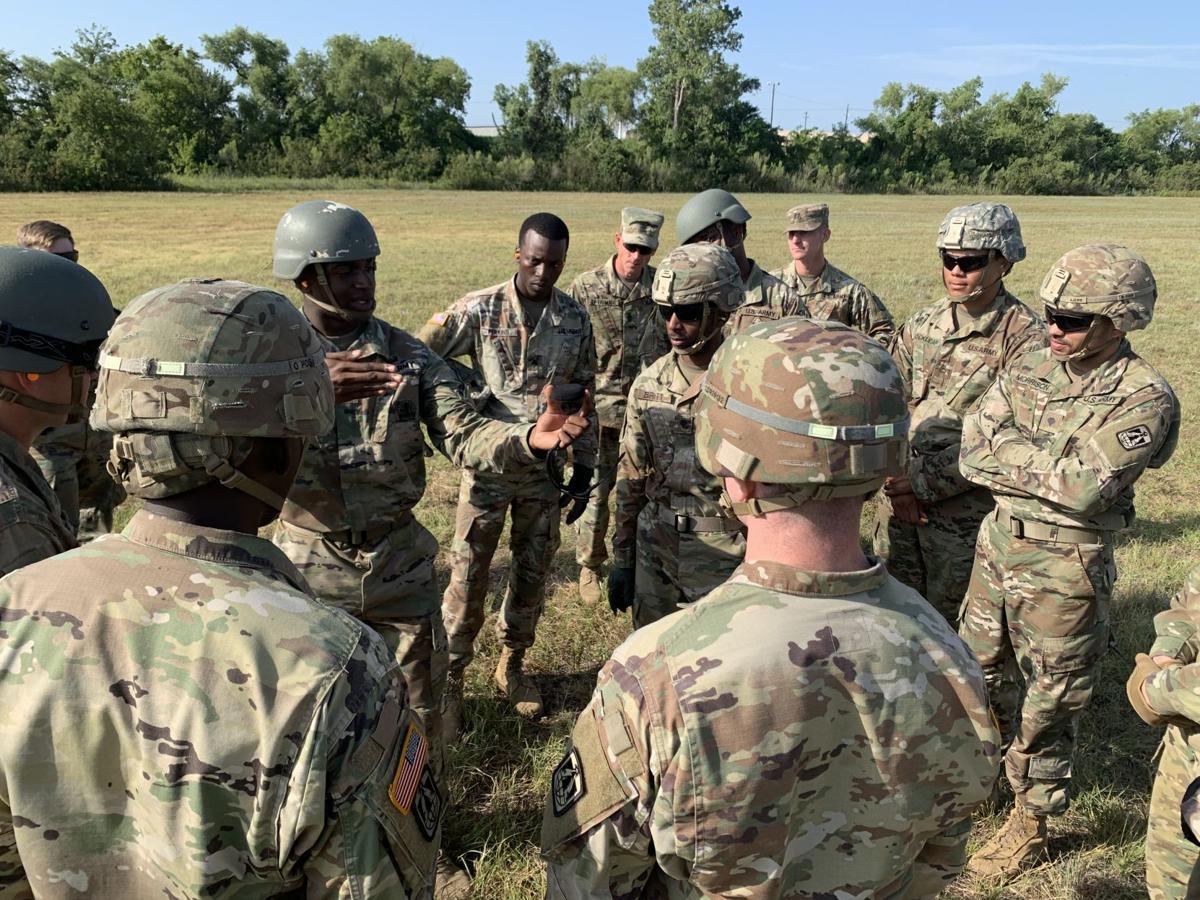 air assault field training exercise