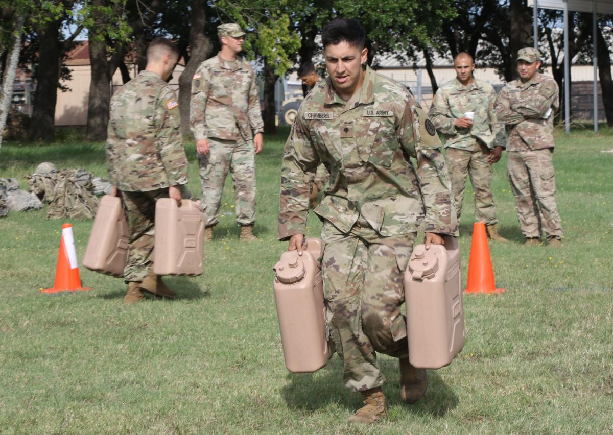 III Corps Best Warrior Competition
