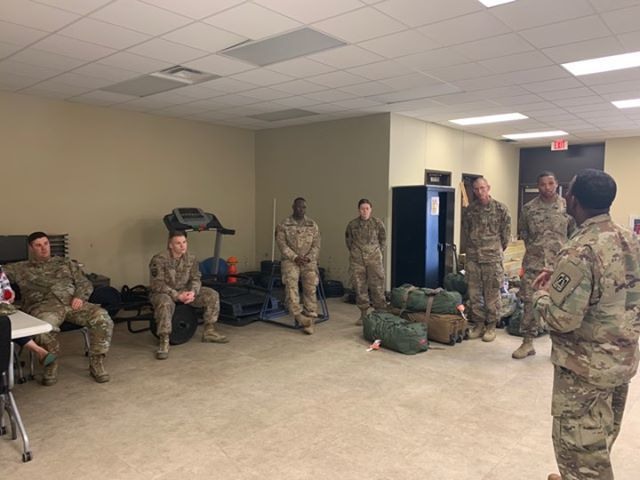 11th TTSB redeployement