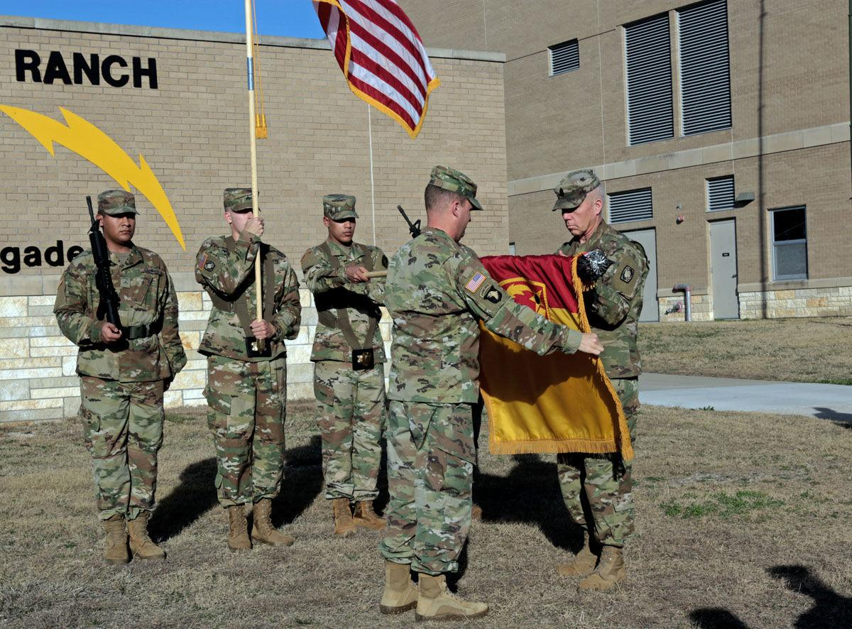 69th ADA cases colors, prepares for deployment | News