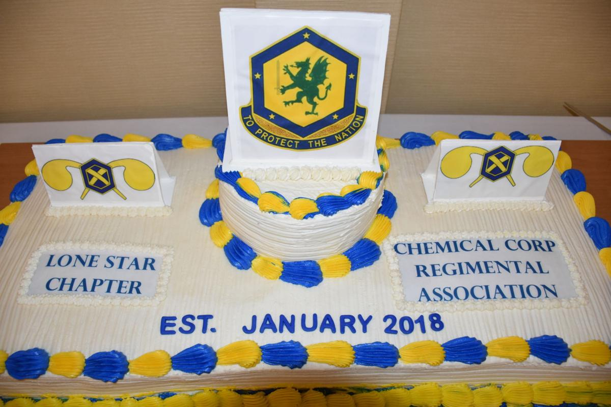 Chemical Corps Cake Forthoodsentinel