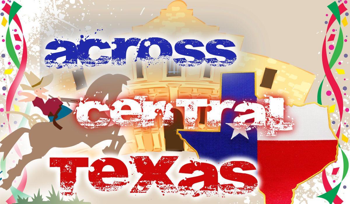 Across Central Texas