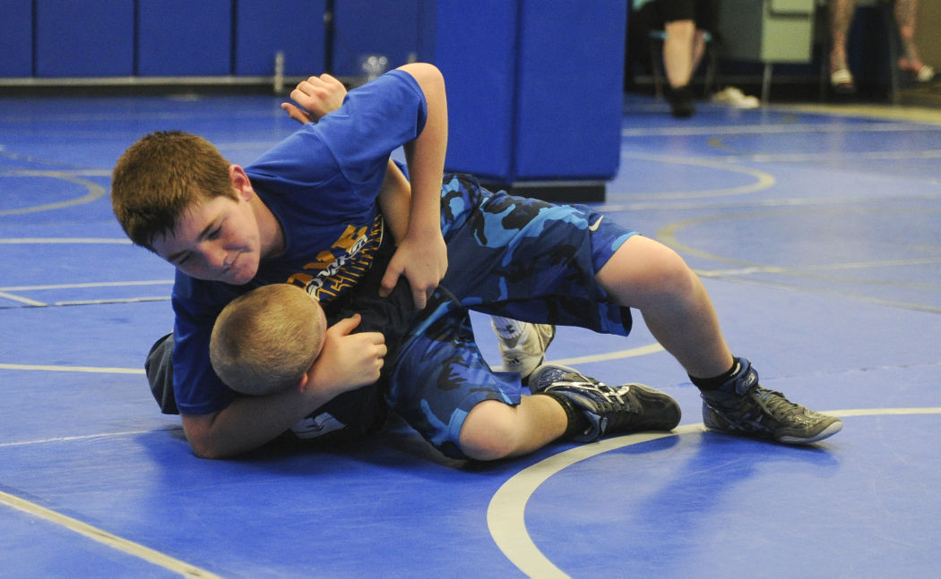 Area youth wrestlers place at state | Sports