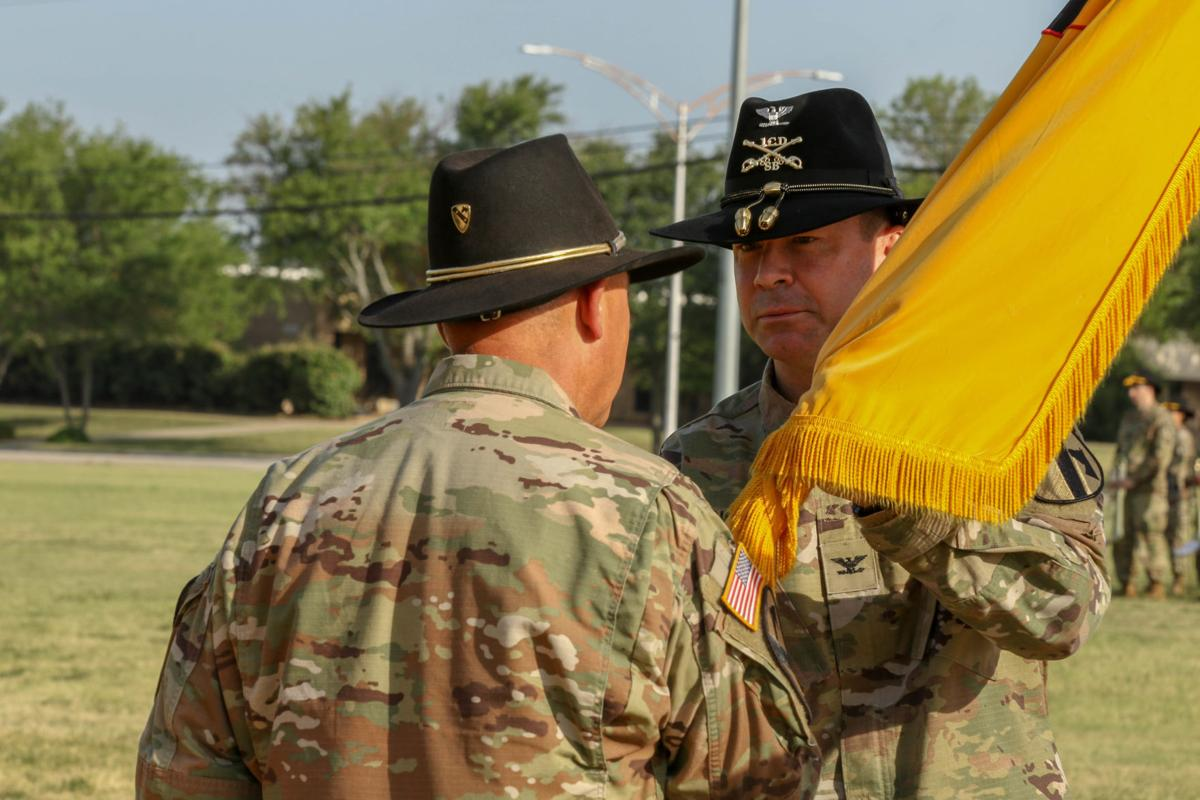 1st Cavalry Division Sustainment Brigade CoC
