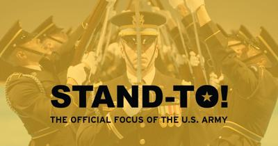 Stand To! Graphic