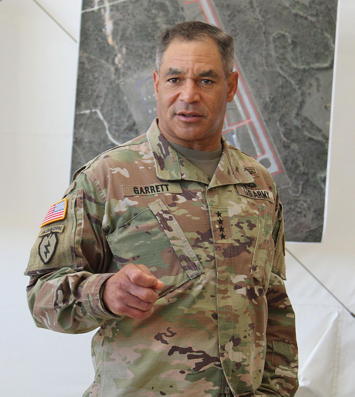 FORSCOM General Visit