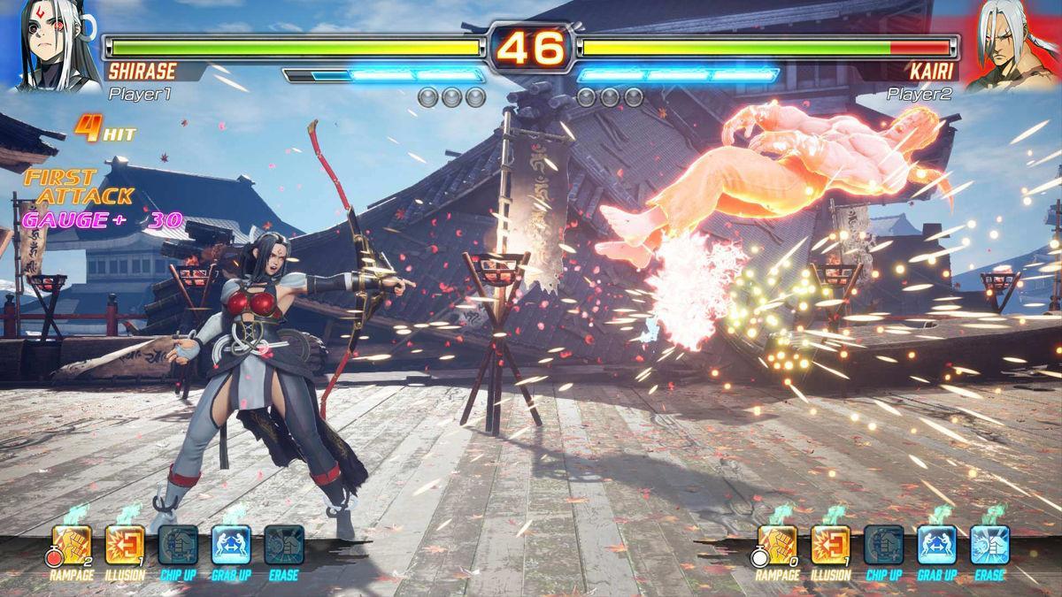 Fighting Ex 3