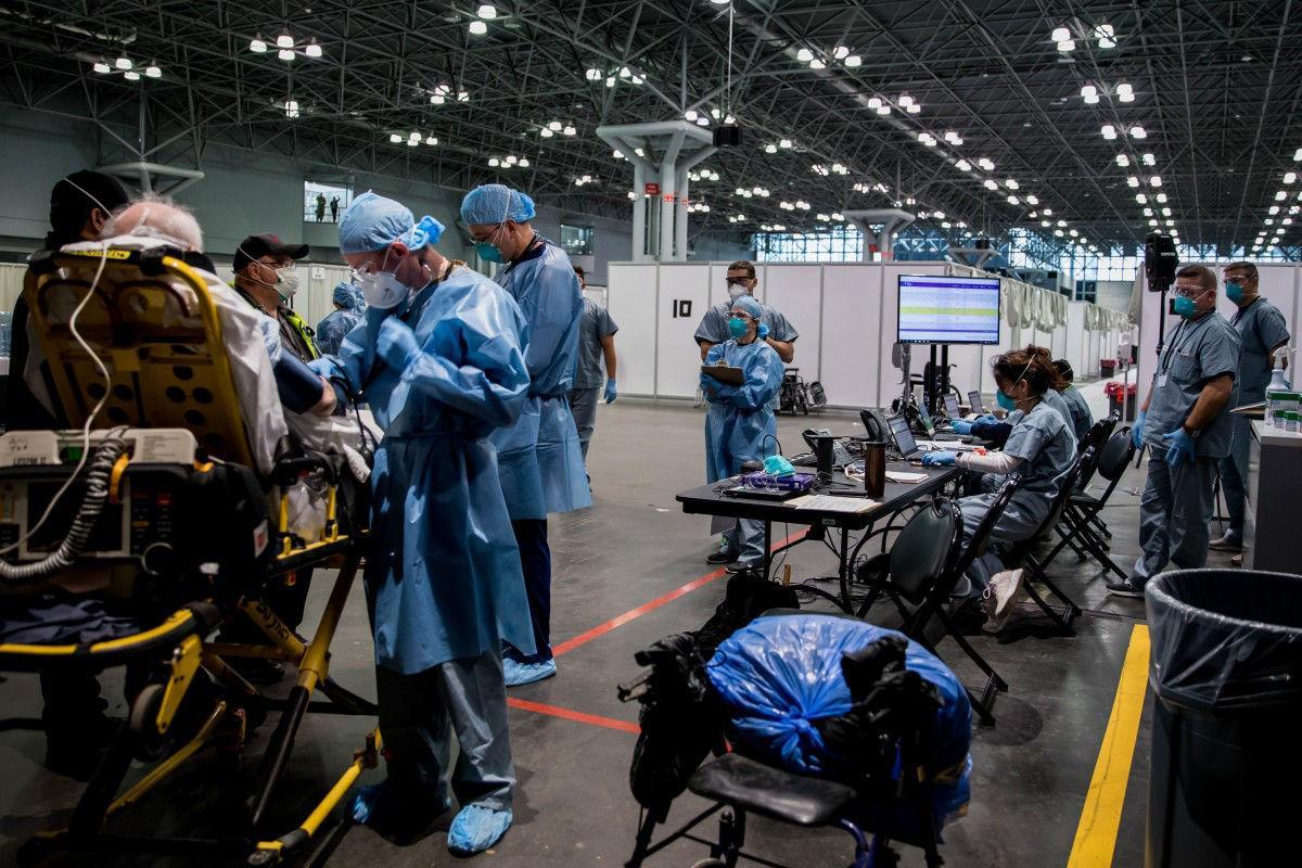 The Javits New York Medical Station