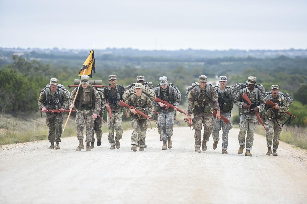 ROTC Ranger Challenge