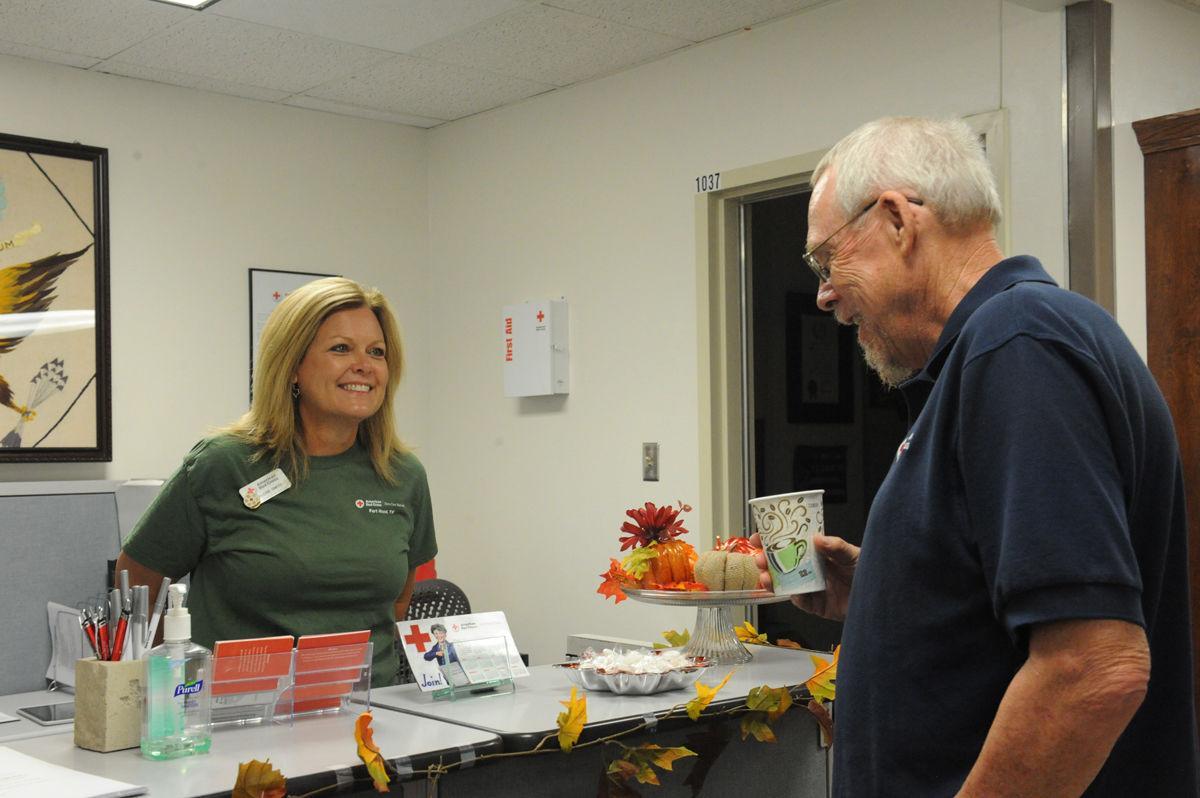 Hood's Red Cross opens doors to community | Living