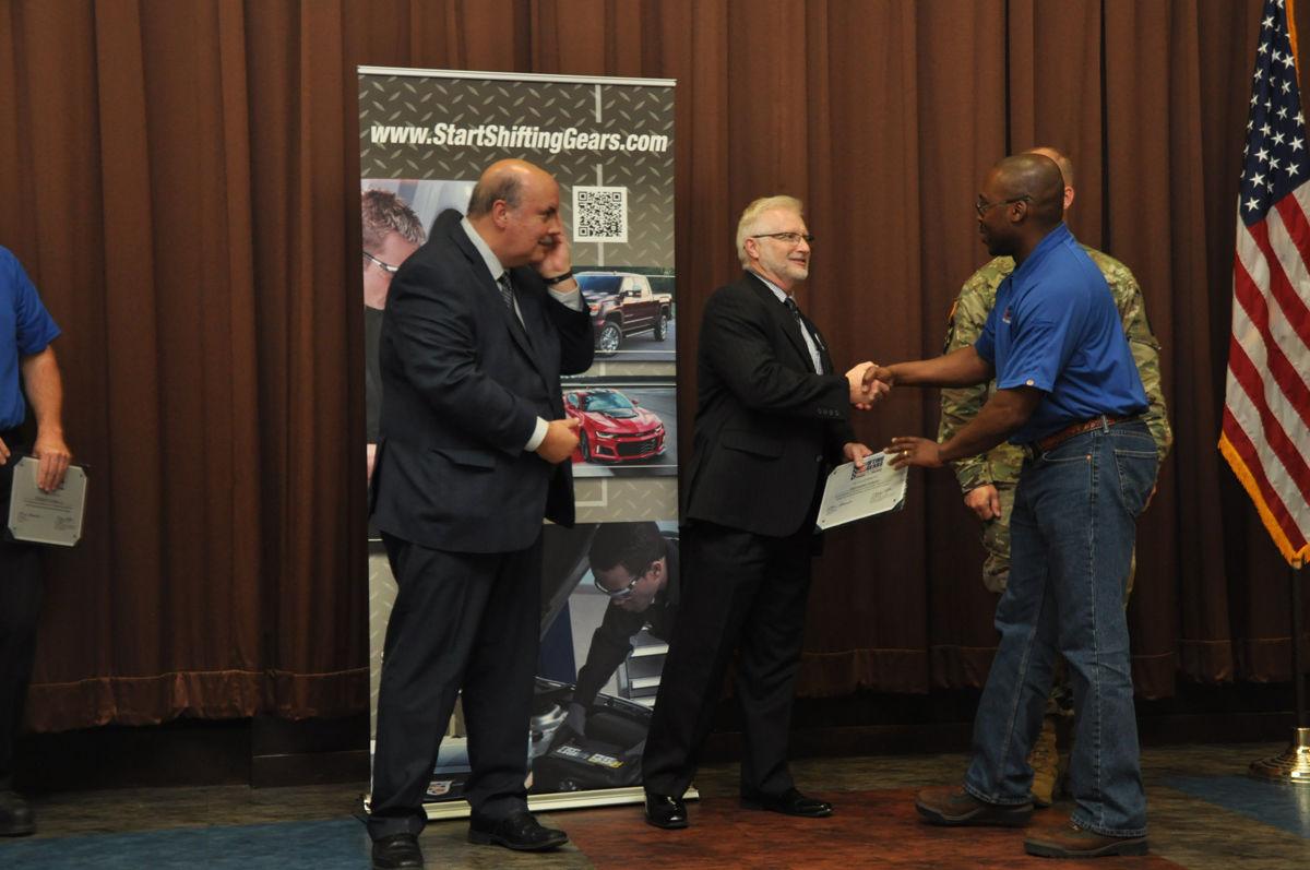 Soldiers Graduate From Automotive Technician Program News