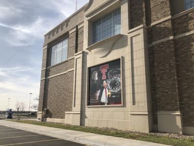 Coach Beard Womble Center Mural