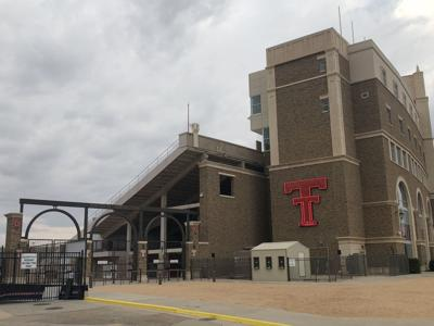 Jones Stadium, Texas Tech, Football, Red Raiders