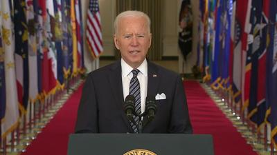 Biden COVID address