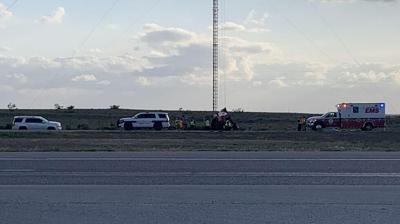 Fatal crash US 84